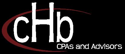 chb logo white reverse